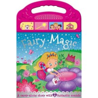 [HelloPandaBooks] Fairies Magic Sound Board Book (A carry-along story with 4 fantastic sounds)
