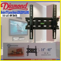 Diamond Bracket TV LED/LCD 14-40 inch - Breket TV / Braket TV