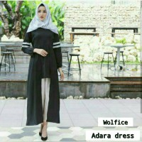 Adara Dress - Dress Wanita - Wolfis