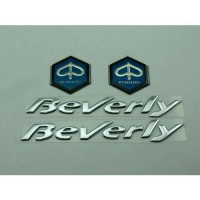 [globalbuy] EMBLEM STICKER DECALS for PIAGGIO beverly 500/3408520