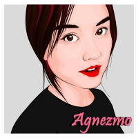 Vector Art Face 1 kepala/single (Soft File)
