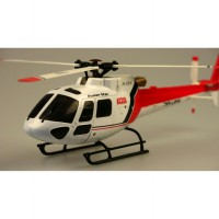 [betaonega] Original WLToys WL V931 AS350 6 Channel RC Helicopter