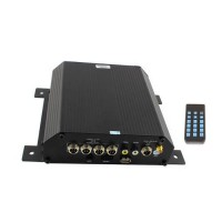 [globalbuy] 4 channel Hard disk and SD card Vehicle Digital Video recorder,GPS/wifi functi/3299806