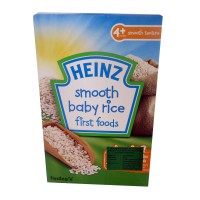 Heinz Smooth Baby Rice