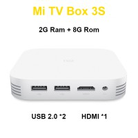 Xiaomi Hezi Mi Box 3S PRO Enhanced 4K Android Smart TV