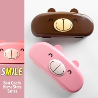 [Bokdeongyi Winnie the glasses case] pretty angyeongjip sunglasses hard case library pretty unusual place to sell glasses through decorating