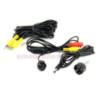 [globalbuy] E93 2016 newest18.5mm Car Rear View Reverse Vehicle RearView Camera Cam New/3213390