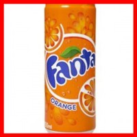 [Korea-Cola - Fanta Orange (250ml * 30 cans) recently manufactured goods shipped