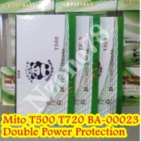 Baterai Mito T500 T720 Tab BA-00023 Double Power IC Protection