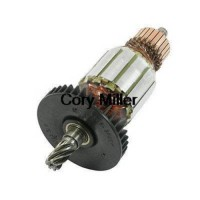 [globalbuy] AC 220V 10mm Drive Shaft 7 Teeth Rotor Armature Part for Makita HR2010 Hammer/1854494