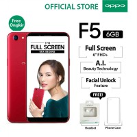 OPPO F5 - 64GB - Red