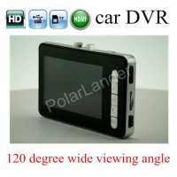 [globalbuy] new arrival Car DVR Full HD 120 degree wide viewing angle Night vision DVR Cam/3406428