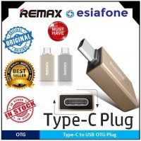 [esiafone top deal] REMAX Type C to OTG Smartphone Plug Original