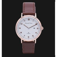 Alexandre Christie 8494MD Brown Rose Gold For Ladies