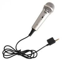Mic Microphone Condenser Double Input