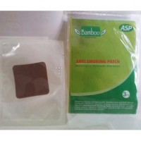 Bamboo ASP ( Anti Smooking Patch) anti rokok seperti niko niko