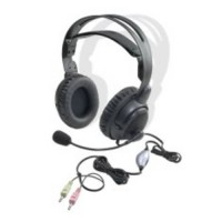 [macyskorea] Altec Lansing AHS515 Stereo Closed Ear-Cup Headset with Microphone/13664765
