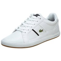 [worldbuyer] Lacoste Europa Croc Casual Mens Shoes Size/1040288