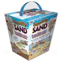 Mainan Pasir Plastic Sand Moldable Sand Kids Toys Squishy