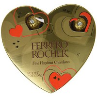 [poledit] Ferrero Rocher Heart Gift Box, 16 Count (T1)/12372360