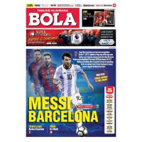 [SCOOP Digital] Tabloid Bola / ED 2714 NOV 2016