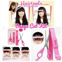 Hair tools Bangs Cut Kit Etude House ( Gunting Poni Rambut )