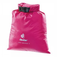 Deuter Tas Kering Outdoor LIGHT DRYPACK 3 Magenta Original