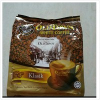old town white coffee klasik / classic ipoh white coffee 3 in 1
