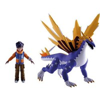 [macyskorea] Invizimals Hiro & Star Dragon Max Articulated Mega Figures Pack Imc Toys - 03/17601838