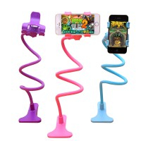 Lazy Pod Holder with Clip | Holder Jepit Besi Lazypod for Smartphone