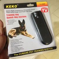 KEKO – Ultrasonic Training Dog – Ultrasonic Generator – Penghalau Anjing dan Kucing
