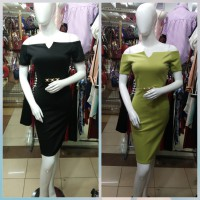 dress sabrina wedges
