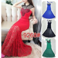 Long dress renda import