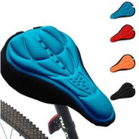 Saddle Silicone Gel Cushion Soft Pad Bicycle Seat Cover