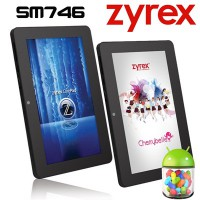 [Zyrex][BEST DEAL]Zyrex OnePad SM746 Tablet 7 inch Android Jelly Bean