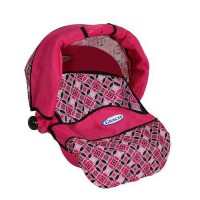 [holiczone] Graco 3 in 1 Doll Travel Seat/1852097