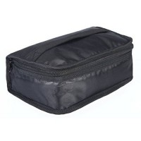 [holiczone] MIER Portable Lunch Bag Food Storage Cooler Bag Thermal Insulated Lunch Box Ca/1832859