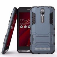 Case Ironman Rugged Armor Asus Zenfone 2 ZE550ML / ZE551ML With Kick Stand