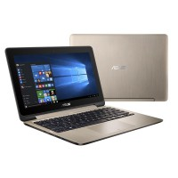Asus Vivobook Flip TP201SA - N3710 - 4GB - 500GB - 11.6' Touch & Convertible - Gold