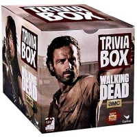 [holiczone] Cardinal Industries Walking Dead Trivia Game/1847155