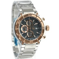 GC Guess Collection Jam Tangan Pria Silver Stainless Steel X56008G2S