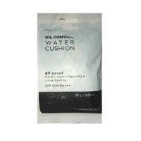 The Face Shop Oil Control Water Cushion - Apricot Beige - Refill
