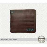 LINE BROWN WALLET 3SECOND