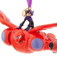 [macyskorea] Disney Big Hero 6 Hiro and Baymax Mech Sketchbook Ornament/17367658