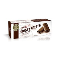[poledit] Natural Nectar Crispy Crepes Belgium Dark Chocolate, 3.5-Ounce (Pack of 8) (T1)/14292083
