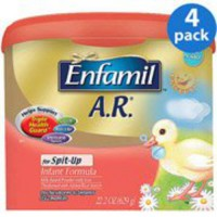 [poledit] Enfamil A.r. - Infant Formula to Prevent Spit-up, 22.2 Oz, (Pack of 4) (T2)/12172150
