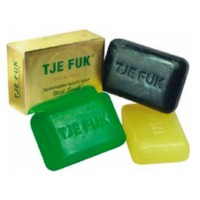 Tje Fuk Transparent Soap - Beauty with Scrub