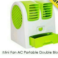 Mini Fan AC Portable