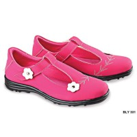 Girl Kids Shoes Pu-Pvc Sol Tpr Pink – BLY 331
