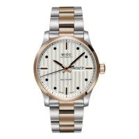 [poledit] Mido M0058302203102 Watch Multifort Mens M005.830.22.031.02 Silver Dial Stainles/2174695